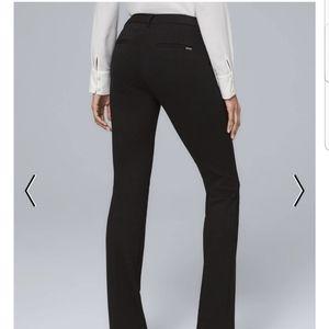 WHBM ♡ Legacy bootcut trousers